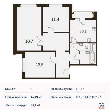 ЖК Ельнинская 14Б